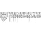 University Of Notre Dame Logo